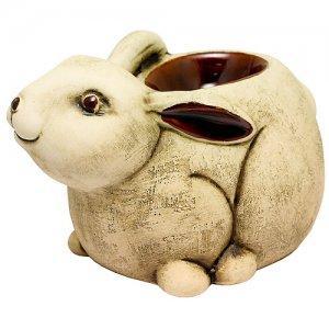 Аромалампа Заяц 15 см Шликер