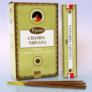 Благовония PPR0008 Ppure Nirvana аромапалочки уп-12 шт 15гр