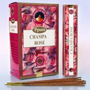 Благовония PPR0009 Ppure Rose аромапалочки уп-12 шт 15гр