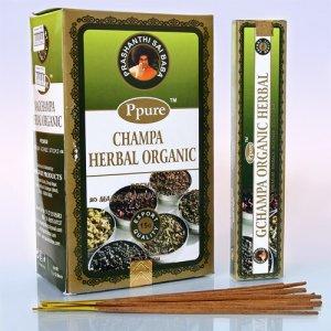 Благовония PPR0003 Ppure Herbal Organic уп-12 шт 15гр