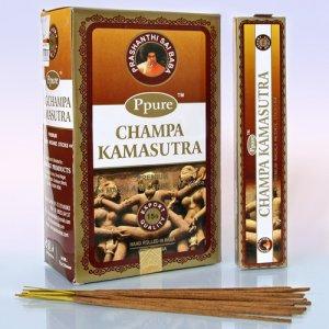 Благовония PPR0001 Ppure Кamasutra аромапалочки уп-12 шт 15гр