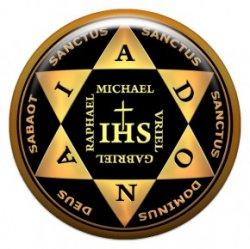 Талисман для накопления богатства (объемный талисман-наклейка (АртСимвол))